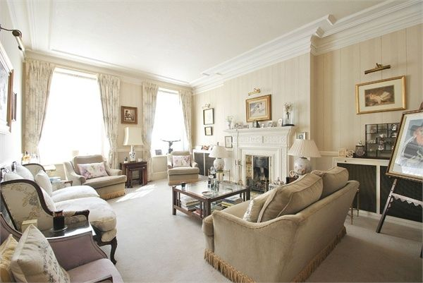 Thumbnail Flat for sale in Marlborough Mansions, Cannon Hill, West Hampstead, London