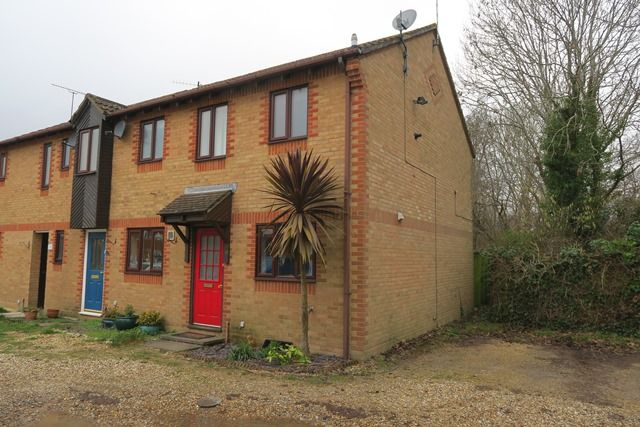 Thumbnail End terrace house for sale in Tides Way, Marchwood, Southampton