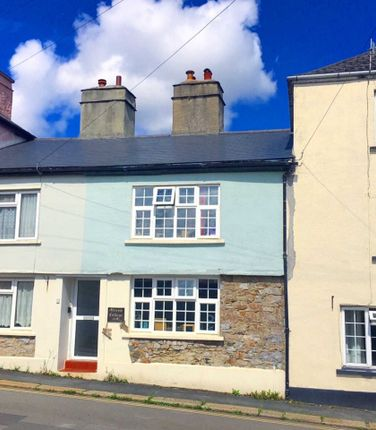 Thumbnail Terraced house for sale in Woodland Road, Ashburton, Newton Abbot