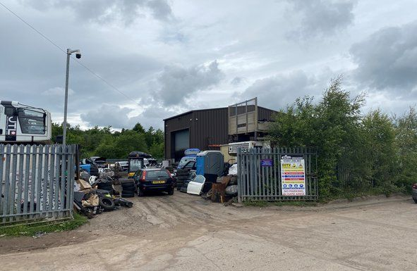 Thumbnail Light industrial to let in The Grove Industrial Estate, The Grove, Consett