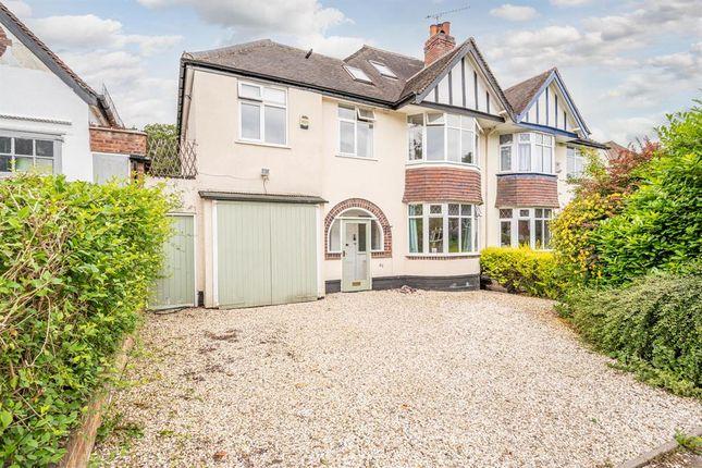 Thumbnail Semi-detached house for sale in Ellesboro Road, Birmingham
