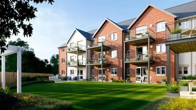 Thumbnail Flat for sale in St Marys Road Hayling Island
