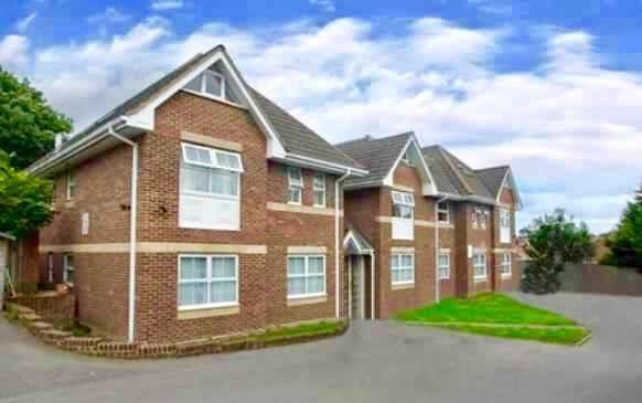 Thumbnail Flat to rent in Edwina Close, Southampton