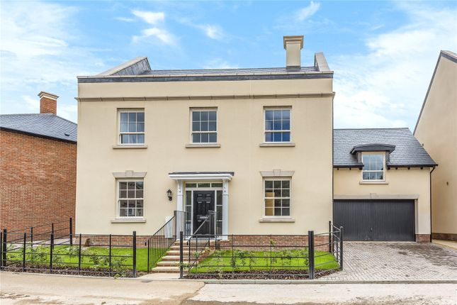 Thumbnail Detached house for sale in The Wickham, Manor Road, Winchester Village, Hampshire