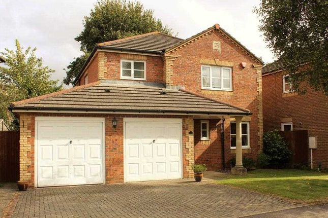 Thumbnail Detached house for sale in Kennington Place, Ashford