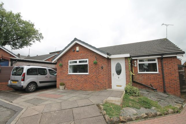 Thumbnail Detached bungalow for sale in The Wesleys, Off Lancaster Avenue, Farnworth