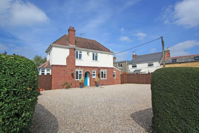 Detached house for sale in Swindon Road, Highworth