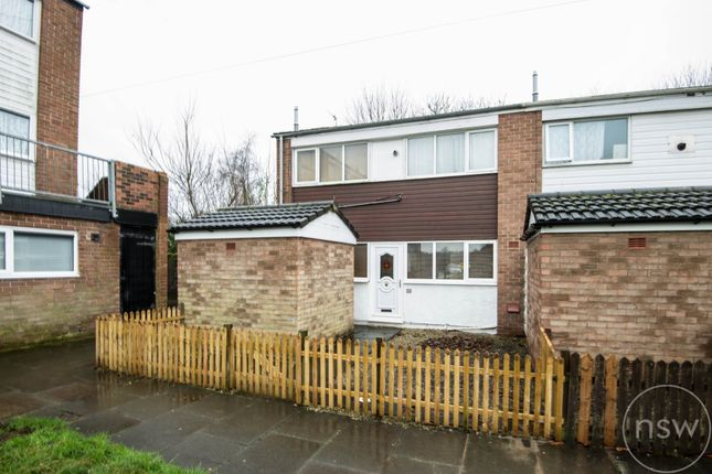 Thumbnail End terrace house to rent in Brookhouse Road, Ormskirk