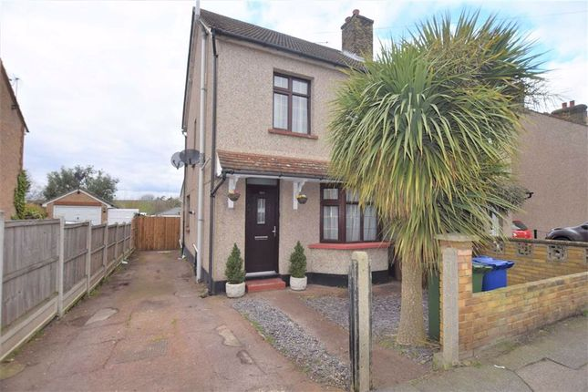 3 bed semi-detached house for sale in Victoria Road, Stanford-Le-Hope, Essex SS17