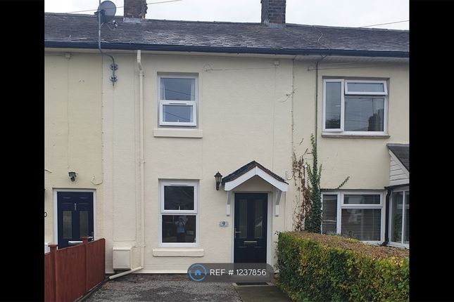 2 bed terraced house to rent in Montrose Terrace, Gresford LL12