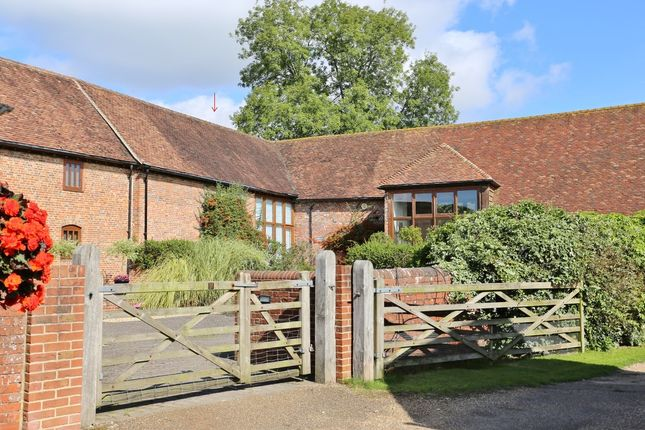 Thumbnail Barn conversion for sale in Paradise Lane, Bishops Waltham, Southampton