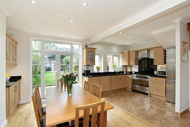 Terraced house for sale in Coppice Close, Raynes Park