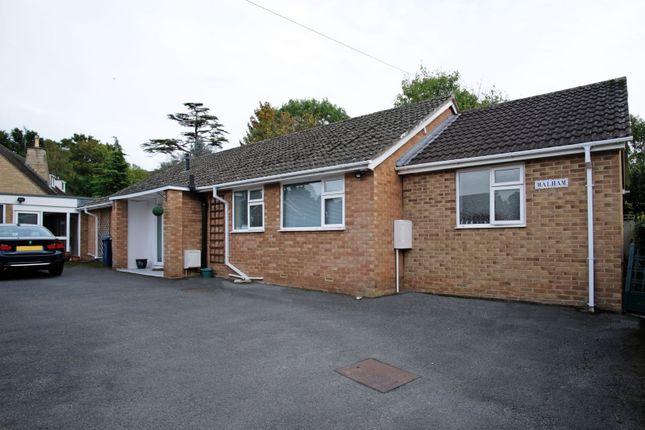 Thumbnail Detached bungalow for sale in Southam Lane, Southam, Cheltenham