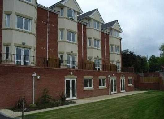 Thumbnail Flat for sale in Ryland House, Hewell Road, Redditch, Redditch