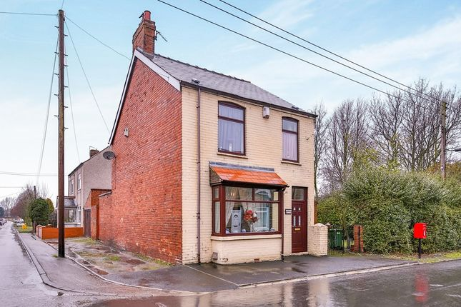Thumbnail Detached house for sale in Peel Street, Binchester, Bishop Auckland, County Durham