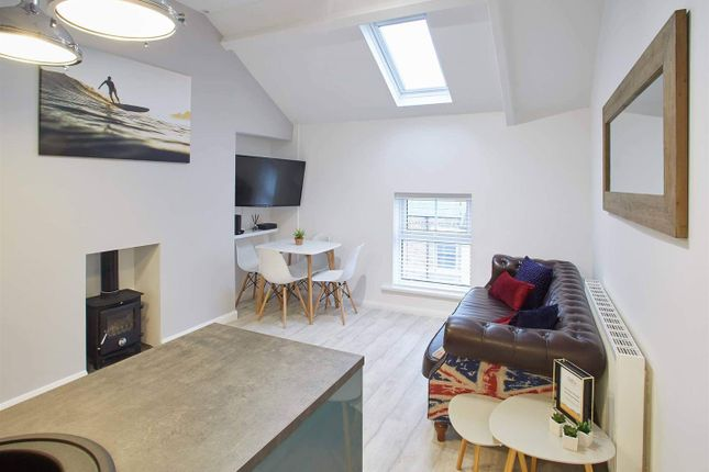Thumbnail Flat to rent in Flat 7, 23 Pearl Street, Saltburn-By-The-Sea