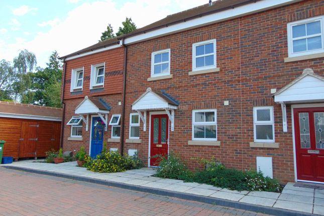 Thumbnail Terraced house to rent in Pembroke Mews, Farnborough