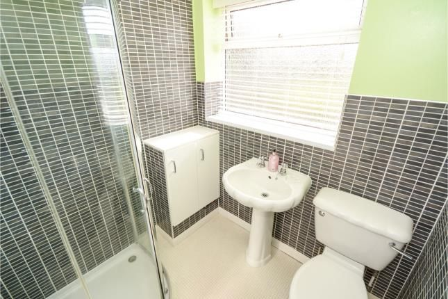 Bathroom of Burghley Park Close, North Hykeham, Lincoln, Lincolnshire LN6