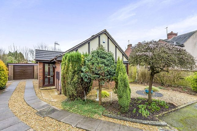 Thumbnail Bungalow for sale in Celandine Close, Milton, Stoke-On-Trent
