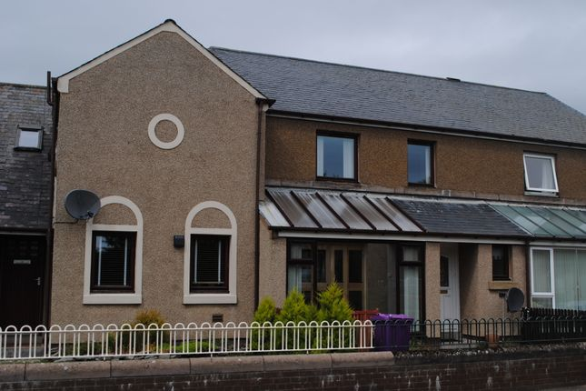 Thumbnail Terraced house to rent in Caledonian Place, Montrose