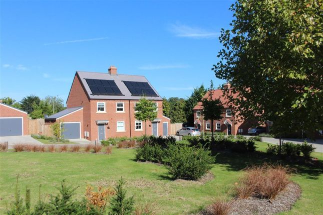 Thumbnail Semi-detached house to rent in The Crescent, Drayton, Norwich