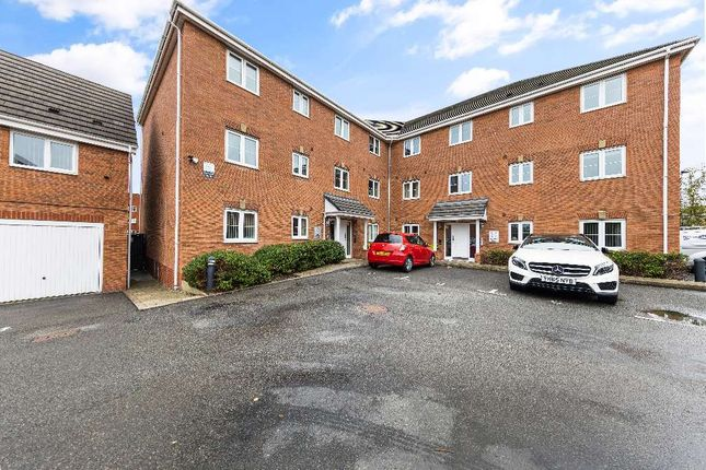 2 bed flat for sale in Squires Grove, Willenhall WV12