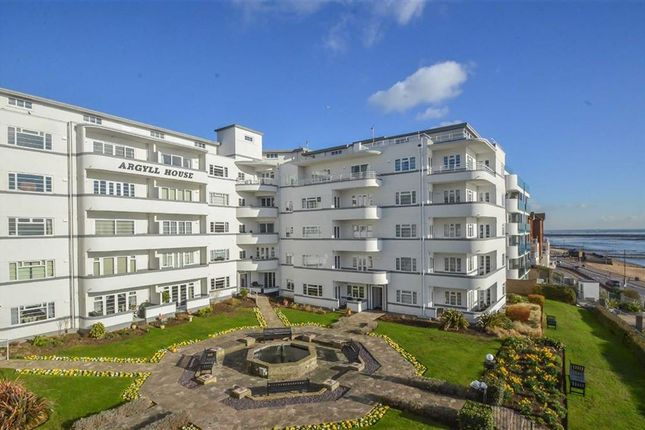 Thumbnail Flat for sale in Seaforth Road, Westcliff-On-Sea, Essex