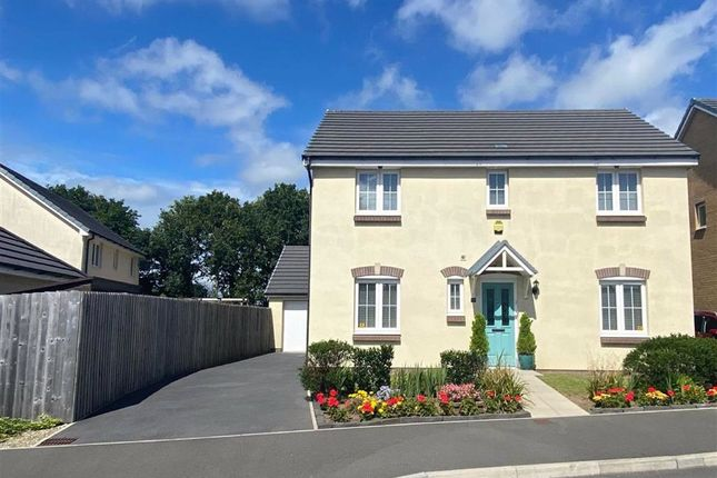 Thumbnail Detached house for sale in Castleton Grove, Haverfordwest