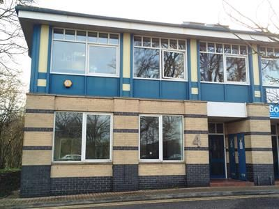 Thumbnail Office to let in Grd Flr, 4 The Courtyard Campus Way, Gillingham Business Park, Gillingham, Kent