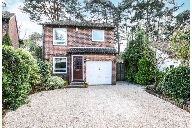 Thumbnail Detached house for sale in Creekmoor, Poole, Dorset