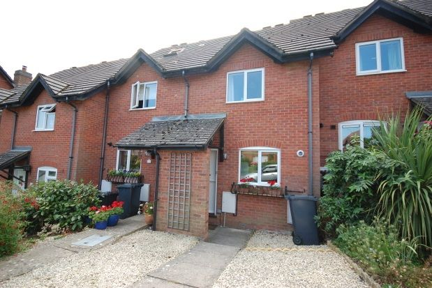 Thumbnail Terraced house to rent in Pipers Field, Ridgewood, Uckfield