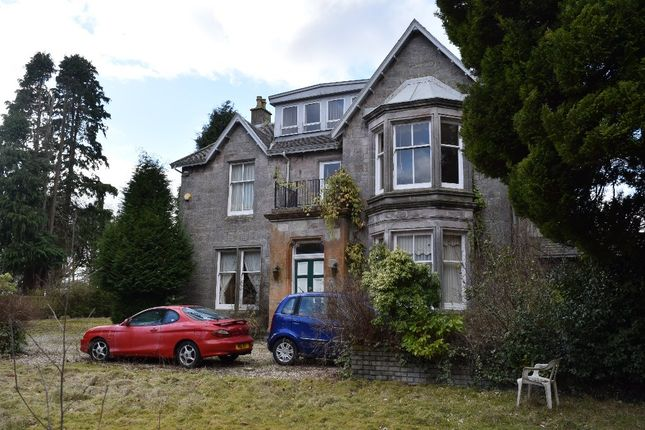 Thumbnail Detached house for sale in 11 Helenslee Road, Dumbarton, West Dunbartonshire