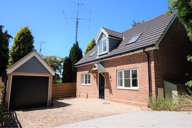 Thumbnail Property for sale in Stowupland Road, Stowmarket