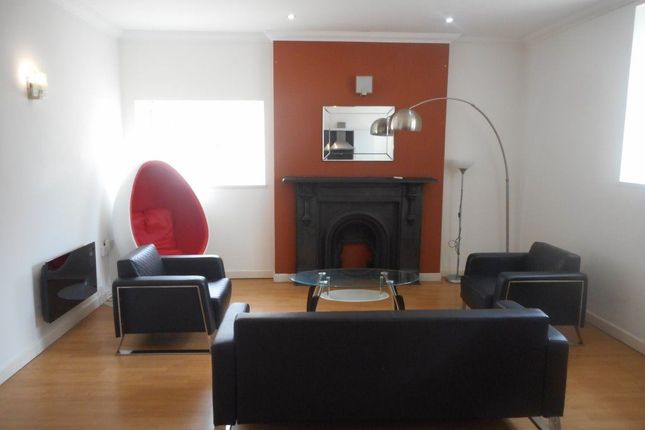 Thumbnail Flat to rent in Richmond, Richmond Road, Cathays, Cardiff