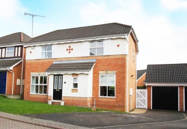 Thumbnail Detached house for sale in Bridle Stile Gardens, Mosborough, Sheffield, South Yorkshire