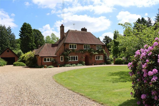 Thumbnail Detached house for sale in Lee Common, Great Missenden, Buckinghamshire