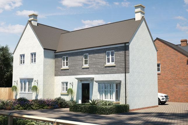 "Thumbnail Semi-detached house for sale in ""The Trelissick"" at Barracks Road, Modbury, Ivybridge"