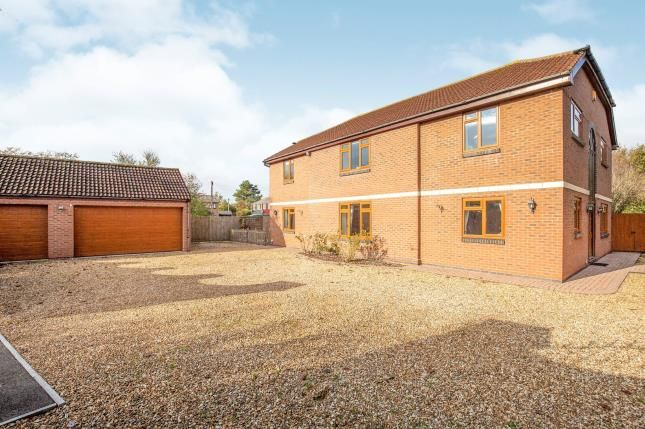 Thumbnail Detached house for sale in Netheridge Close, Hempsted, Gloucester, Gloucestershire