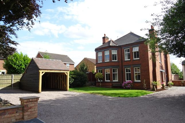 Thumbnail Detached house for sale in Stinson Way, Whitwick, Leicestershire