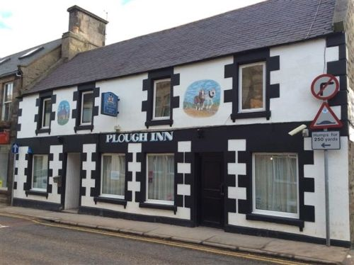 Thumbnail Pub/bar for sale in Keith, Moray