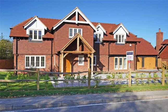 Detached house for sale in The Street, West Horsley, Leatherhead, Surrey
