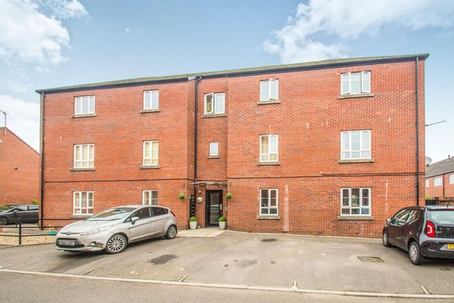 Thumbnail Flat for sale in Ffordd Ty Unnos, Heath, Cardiff