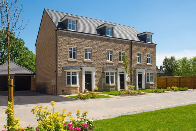 """Thumbnail Terraced house for sale in """"Millwood"""" at Sandbeck Lane, Wetherby"""