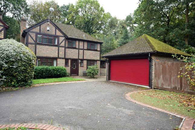 Thumbnail Detached house for sale in Marjoram Close, Farnborough