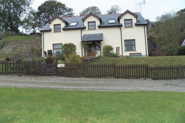 Thumbnail Property to rent in Abercych, Boncath