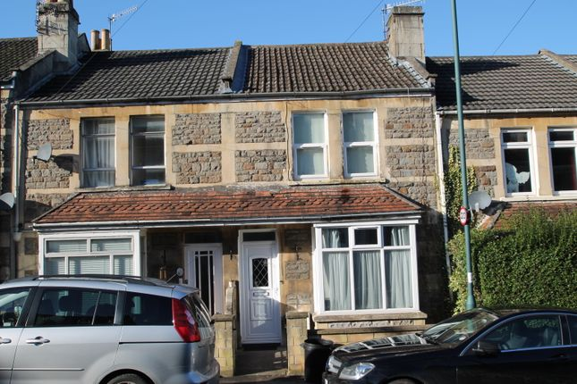 Thumbnail Terraced house to rent in Coronation Avenue, Bath