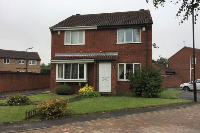 Thumbnail Semi-detached house to rent in Deerhill Grove, York, North Yorkshire