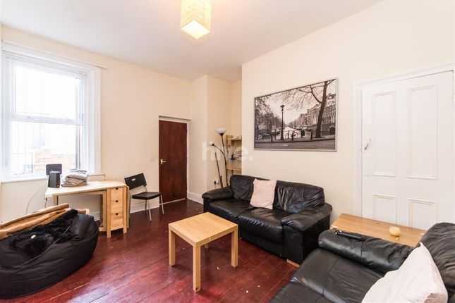 Thumbnail Terraced house to rent in Cavendish Road, Jesmond, Newcastle Upon Tyne