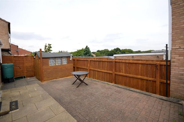 Thumbnail Detached bungalow for sale in Barton Crescent, Holme Hall, Chesterfield