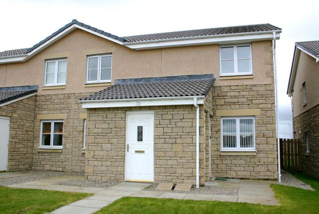 Thumbnail 2 bed flat to rent in Dellness Avenue, Inverness